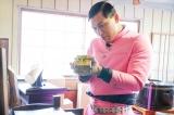 春日俊彰(オードリー)=テレビ東京系『町まるごと宝探し THE OPEN』(3月3日放送)(C)テレビ東京