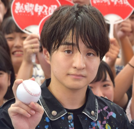 『Coca-Cola SUMMER SPECIAL「熱闘甲子園×Official髭男dismスペシャルライブ」』に出演した藤原聡 (C)ORICON NewS inc.