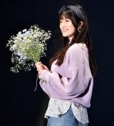 『第30回 マイナビ 東京ガールズコレクション 2020 SPRING/SUMMER』に登場した樋口日奈 (C)ORICON NewS inc.