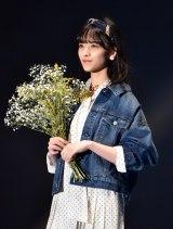 『第30回 マイナビ 東京ガールズコレクション 2020 SPRING/SUMMER』に登場した金川紗耶 (C)ORICON NewS inc.