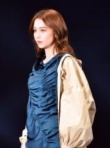 『第30回 マイナビ 東京ガールズコレクション 2020 SPRING/SUMMER』に登場したNiki (C)ORICON NewS inc.