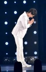 『第30回 マイナビ 東京ガールズコレクション 2020 SPRING/SUMMER』のDiorステージに登場したSnow Man・ラウール (C)ORICON NewS inc.