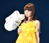 『第30回 マイナビ 東京ガールズコレクション 2020 SPRING/SUMMER』に登場したNGT48・荻野由佳 (C)ORICON NewS inc.