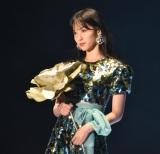 『第30回 マイナビ 東京ガールズコレクション 2020 SPRING/SUMMER』に登場した下尾みう (C)ORICON NewS inc.