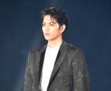 『第30回 マイナビ 東京ガールズコレクション 2020 SPRING/SUMMER』に登場した(左から)道枝駿佑、佐藤龍我 (C)ORICON NewS inc.