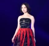 『第30回 マイナビ 東京ガールズコレクション 2020 SPRING/SUMMER』に登場した大原梓 (C)ORICON NewS inc.