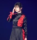 『第30回 マイナビ 東京ガールズコレクション 2020 SPRING/SUMMER』に登場した莉子 (C)ORICON NewS inc.