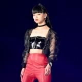『第30回 マイナビ 東京ガールズコレクション 2020 SPRING/SUMMER』に登場したHina (C)ORICON NewS inc.