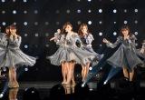『第30回 マイナビ 東京ガールズコレクション 2020 SPRING/SUMMER』に登場した乃木坂46 (C)ORICON NewS inc.