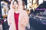 NMB48村瀬紗英ファースト写真集(タイトル未定)の先行公開カット(C)主婦と生活社