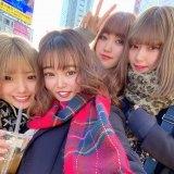 渋谷の女子高生