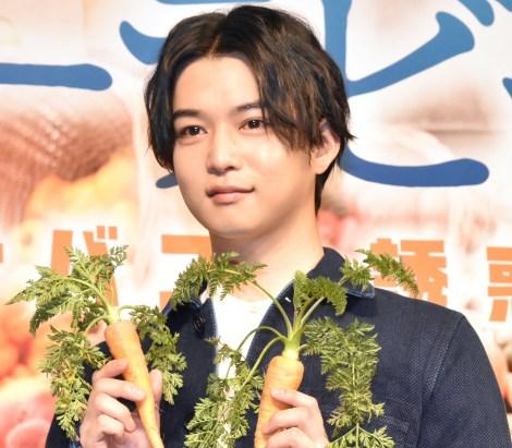 映画『ピーターラビット2/バーナバスの誘惑』日本語吹替版声優イベントに出席した千葉雄大(C)ORICON NewS inc.