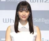 """""""女優の風格""""を絶賛されて赤面していた広瀬すず (C)ORICON NewS inc."""