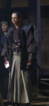 『峠 最後のサムライ』に出演するEXILE AKIRA (C)2020『峠 最後のサムライ』製作委員会