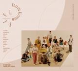 SEVENTEEN日本2ndシングル「舞い落ちる花びら(Fallin' Flower)」初回限定盤A(C)PLEDIS