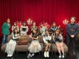 松岡茉優&ハマ・オカモトMC『新世紀ミュージック』にアンジュルム登場