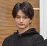 舞台『あずみ〜戦国編〜』のけいこ場公開を行った瀬戸利樹 (C)ORICON NewS inc.