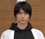 舞台『あずみ〜戦国編〜』のけいこ場公開を行った小松準弥 (C)ORICON NewS inc.