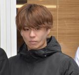 舞台『あずみ〜戦国編〜』のけいこ場公開を行った高橋龍輝 (C)ORICON NewS inc.