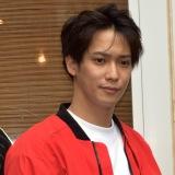 舞台『あずみ〜戦国編〜』のけいこ場公開を行った味方良介 (C)ORICON NewS inc.
