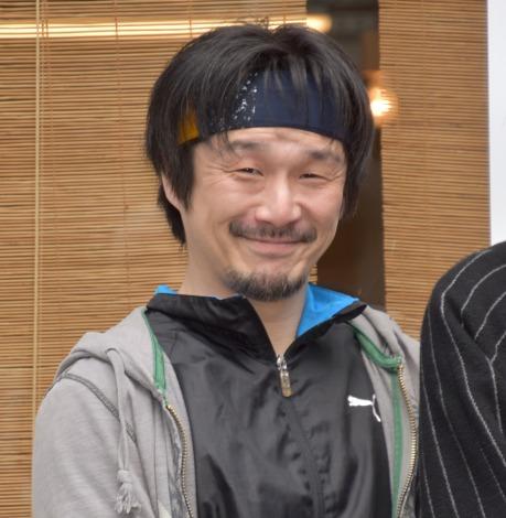 舞台『あずみ〜戦国編〜』のけいこ場公開を行った吉田智則 (C)ORICON NewS inc.