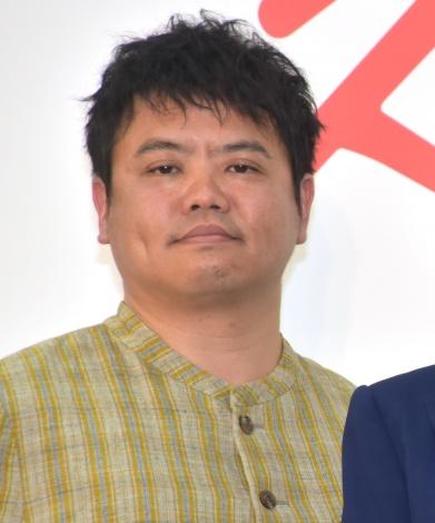 映画『ステップ』の完成記念トークショーに参加した飯塚健監督 (C)ORICON NewS inc.