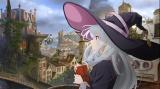 テレビアニメ『魔女の旅々』の第2弾ビジュアル (C)白石定規・ SB クリエイティブ/魔女の旅々製作委員会