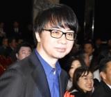 『第44回 報知映画賞』授賞式に出席した新海誠監督 (C)ORICON NewS inc.