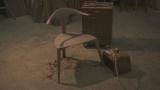 """日本テレビの""""シンドラ""""枠『やめるときも、すこやかなるときも』(毎週月曜 深0:59※関東ローカル)第8話で登場する桜子の椅子"""
