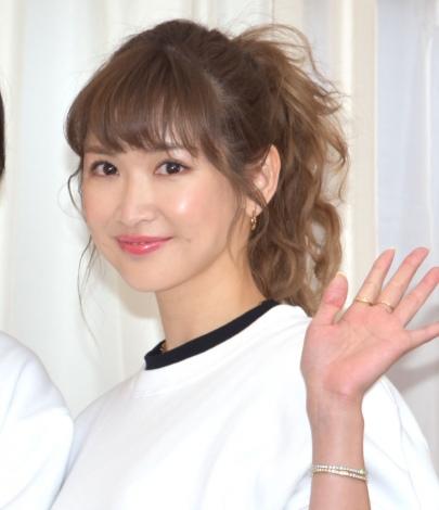 復興プロジェクト『YOUR RESTAURANT』の活動報告会に出席した紗栄子 (C)ORICON NewS inc.