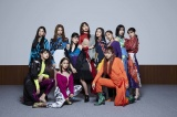 YouTubeチャンネル「LDH JAPANチャンネル」で所属アーティストのライブ映像を無料公開=E-girls