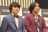 4月から『オールナイトニッポン0(ZERO)』木曜日を担当する水溜りボンド (C)ORICON NewS inc.