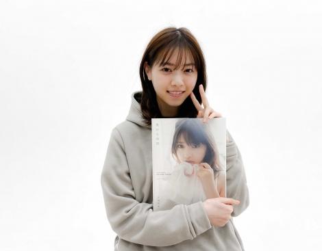 与田祐希2nd写真集『無口な時間』にコメントした西野七瀬