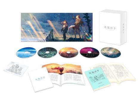 『天気の子』Blu-ray コレクターズ・エディション(5月27日発売予定)(C)2019「天気の子」製作委員会