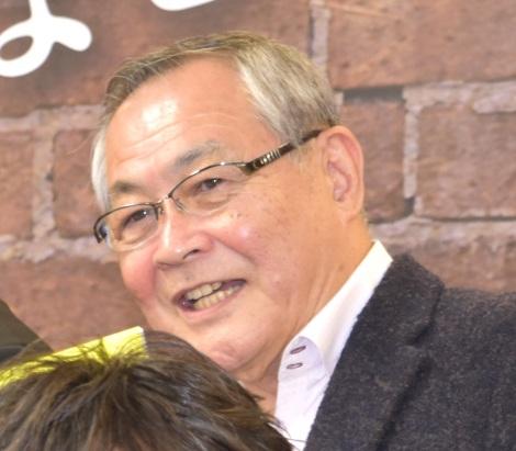映画『一度も撃ってません』の完成報告会に出席した小野武彦 (C)ORICON NewS inc.