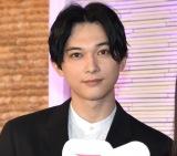 映画『一度死んでみた』の大ヒット祈願イベントに出席した吉沢亮 (C)ORICON NewS inc.