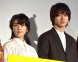 (左から)高畑充希、山崎賢人 (C)ORICON NewS inc.