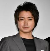 映画『カイジ ファイナルゲーム』の初日舞台あいさつに登壇した藤原竜也 (C)ORICON NewS inc.