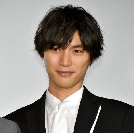 映画『カイジ ファイナルゲーム』の初日舞台あいさつに登壇した福士蒼汰 (C)ORICON NewS inc.
