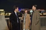 (左から)桐谷健太、比嘉愛未、東出昌大(C)テレビ朝日