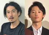 窪塚洋介&窪塚愛流 (C)ORICON NewS inc.