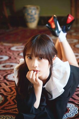 与田祐希写真集『無口な時間』HMV&BOOKS online限定裏表紙