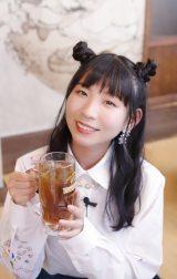 22日放送のBS日テレ『古畑前田のえにし酒』(C)VAP・BS日テレ・PONY CANYON