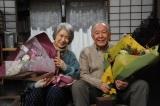 帯ドラマ劇場『やすらぎの刻〜道』風吹ジュン&橋爪功の「道」パートも無事撮了(C)テレビ朝日