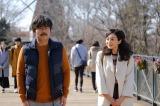 14日に最終回を迎える『パパがも一度恋をした』から山下吾郎(小澤征悦)、山下多恵子(本上まなみ)(C)東海テレビ