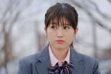 14日に最終回を迎える『パパがも一度恋をした』から山下トモ(福本莉子)(C)東海テレビ