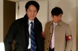 捜査一課の伊丹と芹沢が駆けつけた事件現場は…=『相棒season18』最終回スペシャル「ディープフェイク・エクスペリメント」3月18日、午後8時から放送(C)テレビ朝日