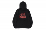 Kappa × ONE PIECE OMINI LOGO HOODIE (Luffy x Ace)