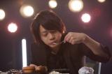 セクシーな(?)食べっぷりに注目(C)NHK