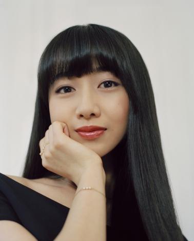 Diorの新アンバサダーに就任したCocomi 写真:Emma Le Doyen